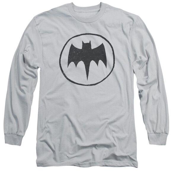 Batman Handywork Long Sleeve Adult T-Shirt