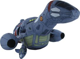 Firefly Serenity Ship Plush