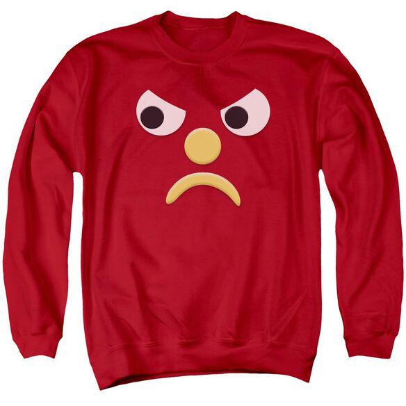 Gumby Blockhead G Adult Crewneck Sweatshirt