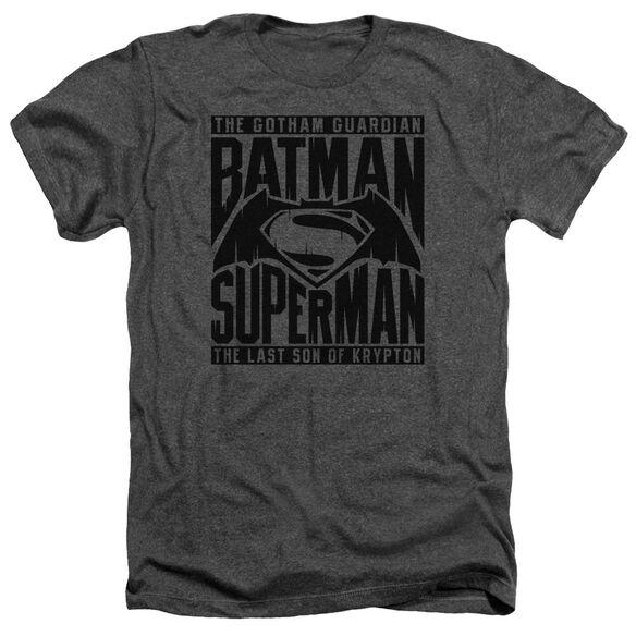 Batman V Superman Title Fight Adult Heather