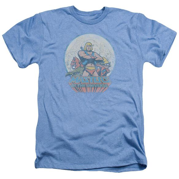 Masters Of The Universe He Man And Crew Adult Heather Light