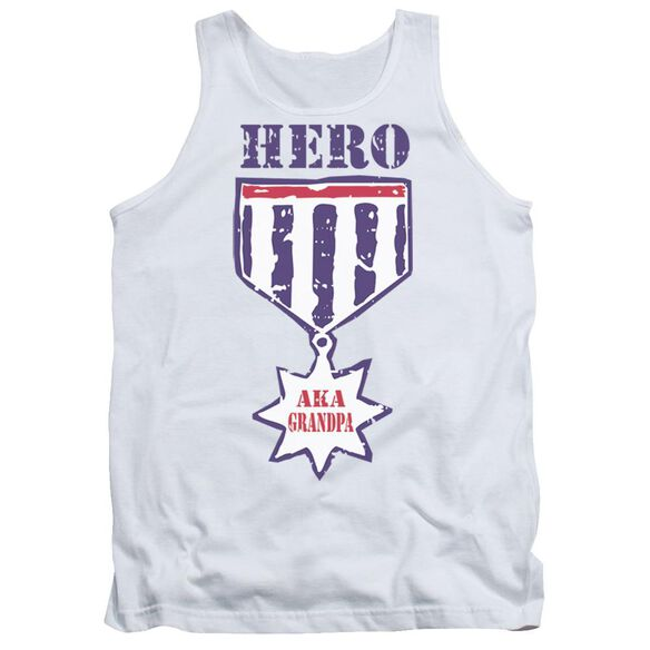 Hero Aka Grandpa Adult Tank