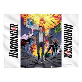 Harbinger Explosive (Front Back Print) Pillow Case White
