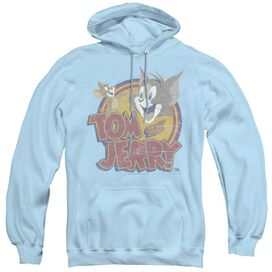 TOM AND JERRY WATER DAMAGED-ADULT PULL-OVER