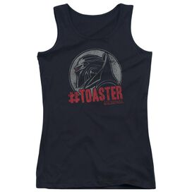 Bsg #Toaster Juniors Tank Top