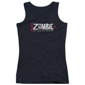 Izombie Logo Juniors Tank Top