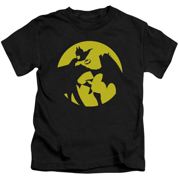 Dco Batman Spotlight Short Sleeve Juvenile T-Shirt