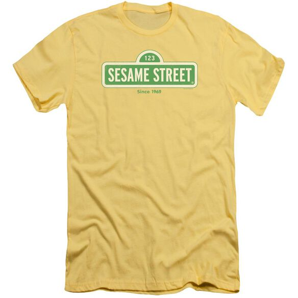 Sesame Street Since 1969 Hbo Short Sleeve Adult T-Shirt