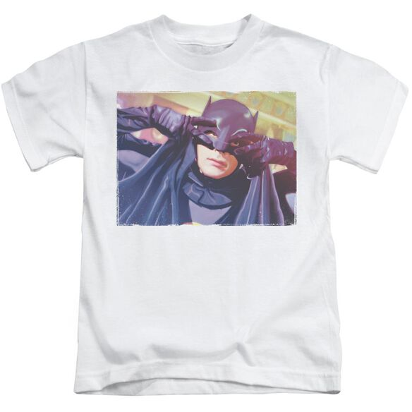 Batman Classic Tv Smooth Groove Short Sleeve Juvenile T-Shirt
