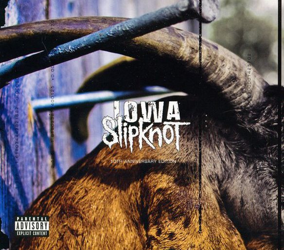 Slipknot - Iowa-Special Edition (2CD/DVD)