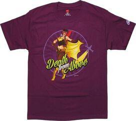 Batgirl Bombshell T-Shirt