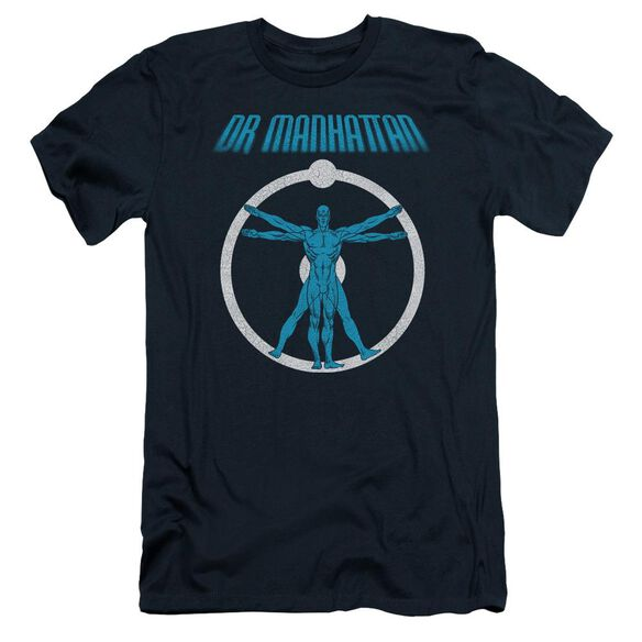 Watchmen Anatomy Short Sleeve Adult T-Shirt