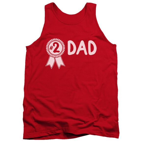 #2 Dad Adult Tank