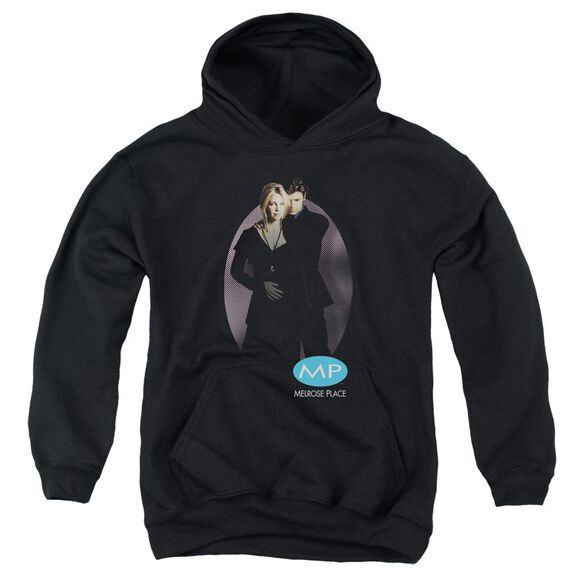 Melrose Place Kiss Youth Pull Over Hoodie