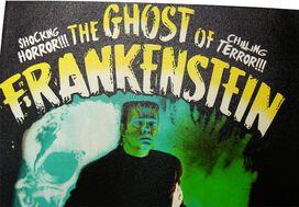Ghost of Frankenstein Giclee