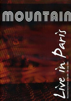 Mountain - Live in Paris 1985 [DVD]