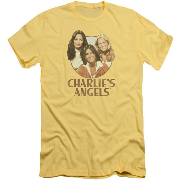 Charlies Angels Retro Girls Hbo Short Sleeve Adult T-Shirt