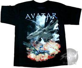 Avatar Ship Juvenile T-Shirt