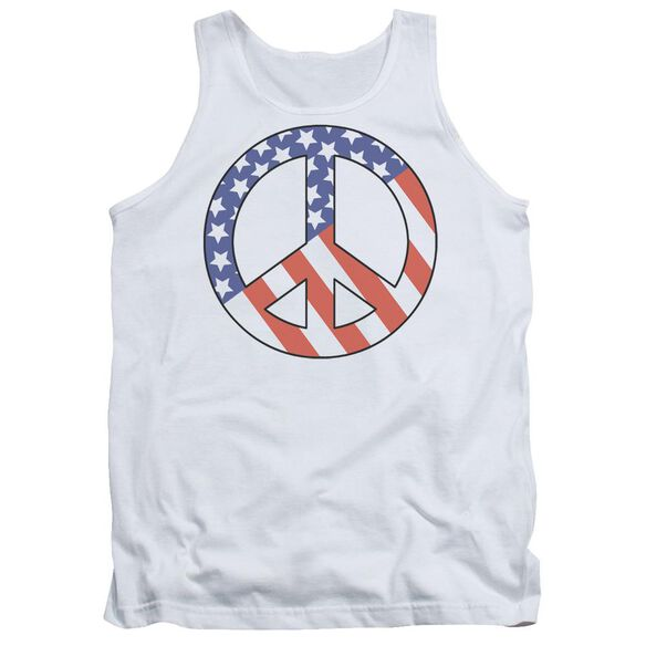 Patriot Peace Adult Tank