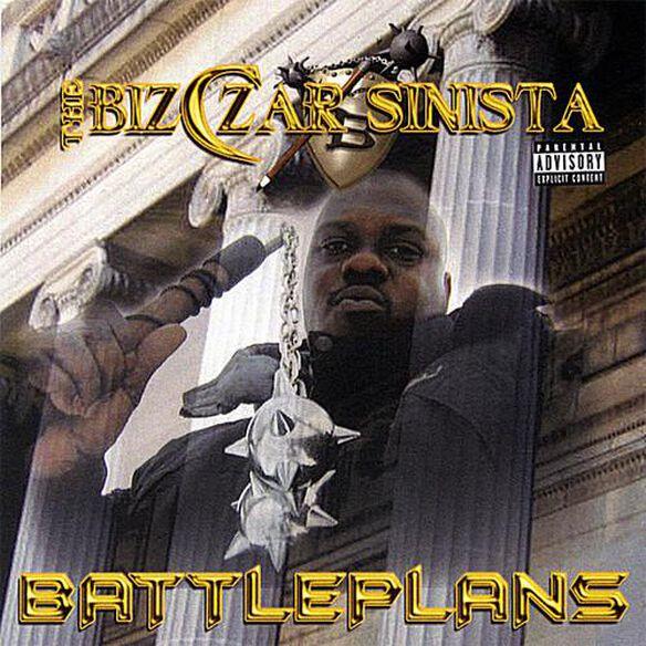 Battle Plans (Cdr)