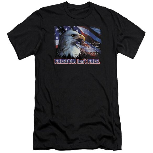 Freedom Isn't Free Short Sleeve Adult T-Shirt