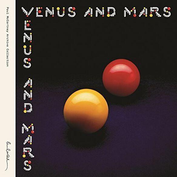 Paul McCartney - Venus and Mars