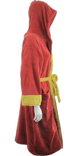 Wonder Woman Bombshell Womens Hooded Fleece Robe