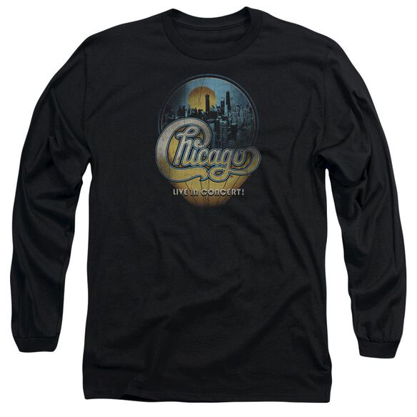 Chicago Live Long Sleeve Adult T-Shirt