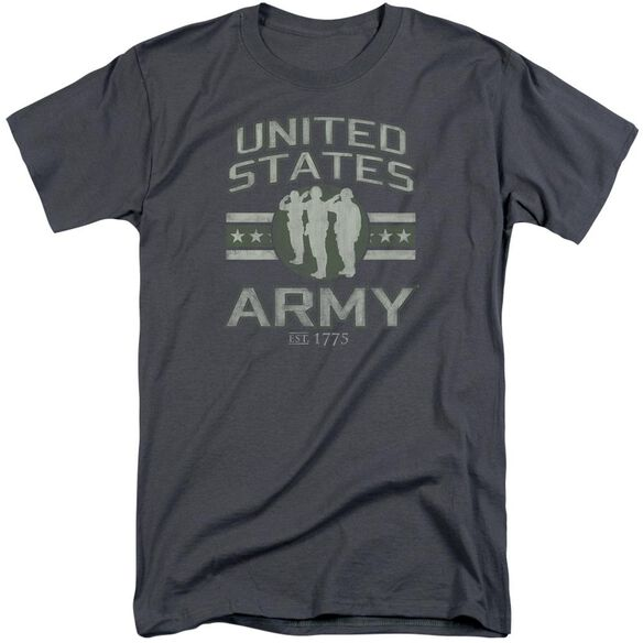 Army United States Army Short Sleeve Adult Tall T-Shirt