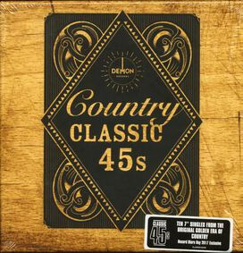 Various Artists - Classic 45's: Classic Country