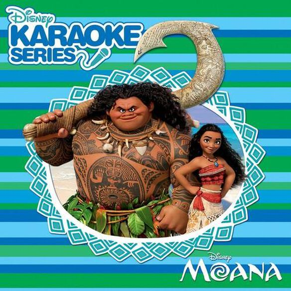 Disney Karaoke Series: Moana / Various