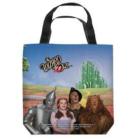 Wizard Of Oz Emerald City Tote