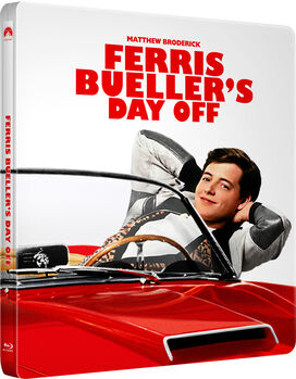 Ferris Bueller's Day Off [Exclusive Blu-ray Steelbook]