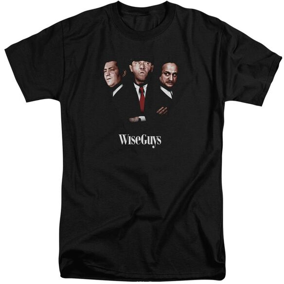 Three Stooges Wiseguys Short Sleeve Adult Tall T-Shirt