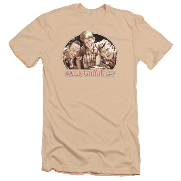 Andy Griffith 3 Amigos Premuim Canvas Adult Slim Fit