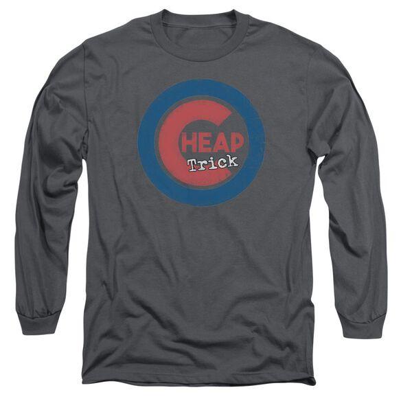 Cheap Trick Cheap Cub Long Sleeve Adult T-Shirt