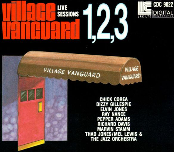 Village Vanguard (3 Cd)