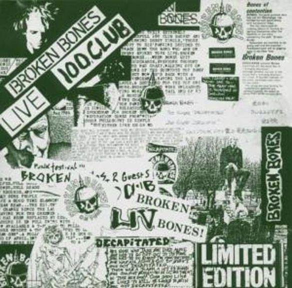 Live 100 Club 1984 (Uk)