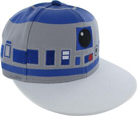 Star Wars R2-D2 Face Snapback Youth Hat