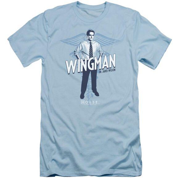 House Wingman Short Sleeve Adult Light T-Shirt