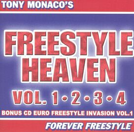 Various Artists - Freestyle Heaven [Box]