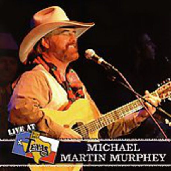 Michael Martin Murphey - Live at Billy Bob's