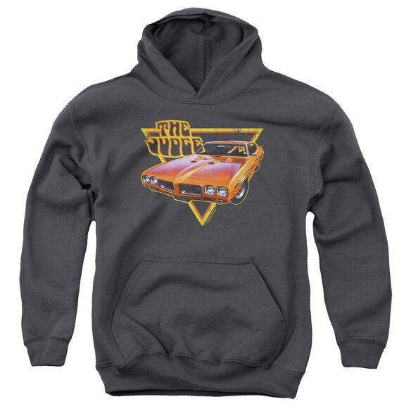 Pontiac Judged Youth Pull Over Hoodie