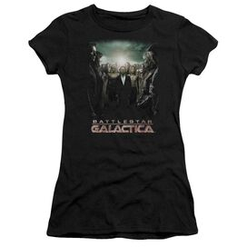 Bsg Crossroads Short Sleeve Junior Sheer T-Shirt