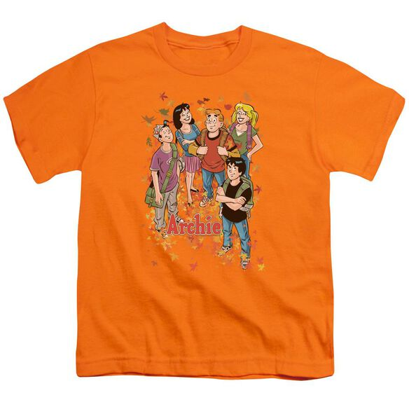 Archie Comics Colorful Short Sleeve Youth T-Shirt