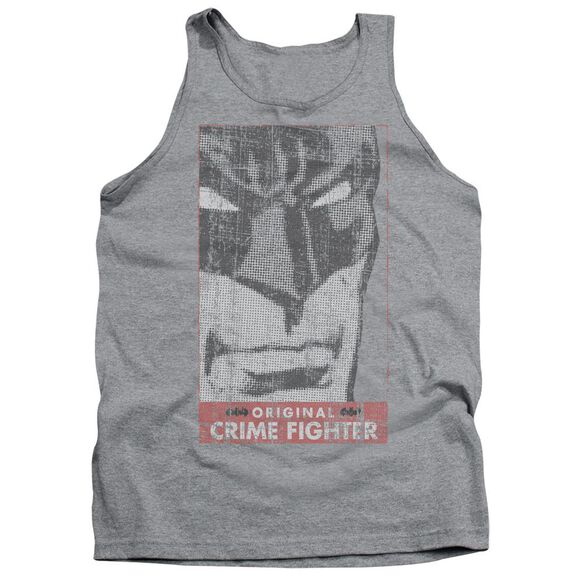Batman Orginal Crime Fighter Adult Tank Athletic