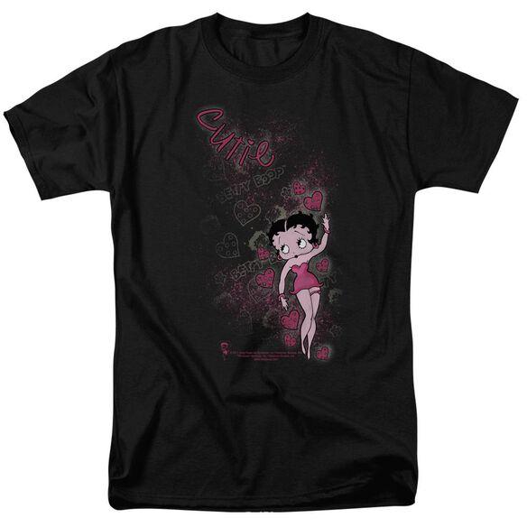 Betty Boop Cutie Short Sleeve Adult T-Shirt