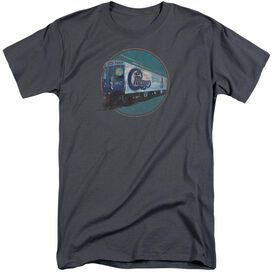 Chicago The Rail Short Sleeve Adult Tall T-Shirt