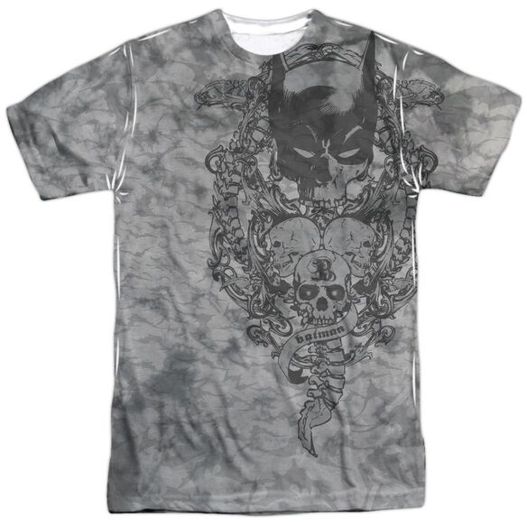 Batman Overtaken Short Sleeve Adult Poly Crew T-Shirt