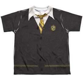 Harry Potter Hufflepuff Uniform Short Sleeve Youth Poly Crew T-Shirt